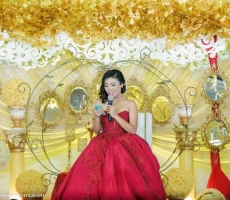 Maria Turns 18th - Wedding, Birthday and Event Decorator in Davao City