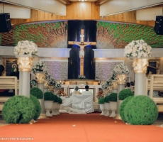 Quennie & Aljo Wedding - Wedding, Birthday and Event Decorator in Davao City