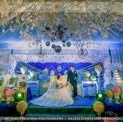 Alfred & Christelle Wedding